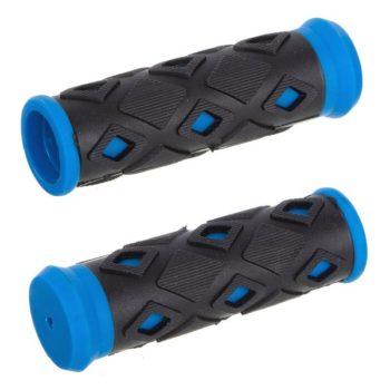 078236 2 350x350 - Рукоятки руля ХD-113B, 95мм, черно-синие