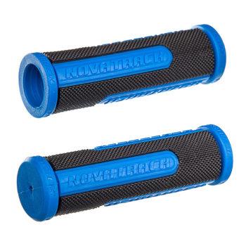112077 2 350x350 - Грипсы Novatrack, 110мм, черно-синий (РТ3005С)