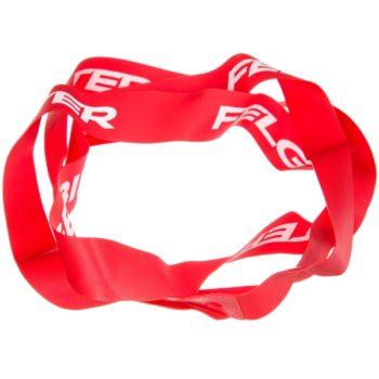 """140478 2 350x350 - Лента ободная красная с белым логотипом для 24"""""""