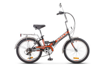 "350 krasnyy 350x228 - Велосипед Стелс (Stels) Pilot-350 20"" Z011, Сталь  , р13"", цвет   Красный"