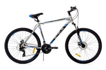 "700 md serebristyy siniy 350x233 - Велосипед Стелс (Stels) Navigator-700 MD 27.5"" F010, Сталь, р 21, цвет Серебристый/синий"