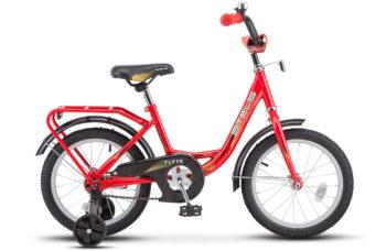 "Flyte 16 Z011 red 2018 350x228 - Велосипед Стелс (Stels)Flyte 16"" Z011, Сталь , р 11"", цвет   Красный"
