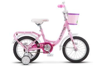 """Flyte Lady 14 Z011 pink2019 350x228 - Велосипед Стелс (Stels) Flyte Lady 14"""" Z011, Сталь , р 9,5"""", цвет   Розовый"""