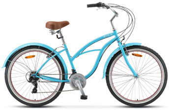 Navigator 150 Lady 26 21 sp V010 blue 350x228 - Велосипеды в Павловском Посаде Fuji (Фуджи), STINGER, NOVATRACK, STELS, FORWARD и др...