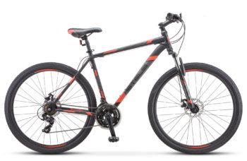 "Navigator 900 MD 29 F010 black red 350x228 - Велосипед Стелс (Stels) Navigator-900 MD 29"" F010"" F010, Сталь, р.21, цвет: Чёрный/красный"
