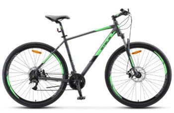 "Navigator 920 MD 29 V010 anthracite green matt 350x228 - Велосипед Стелс (Stels) Navigator-920 MD 29"" V010, Алюминий, р.16,5, цвет:Антрацитовый/зелёный"