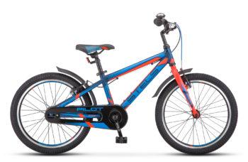Pilot 250 Gent 20 V010 dark blue neon red matt 350x228 - Велосипеды в Павловском Посаде Fuji (Фуджи), STINGER, NOVATRACK, STELS, FORWARD и др...