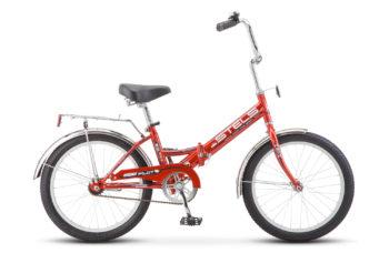 """Pilot 310 20 Z011 red black2018 350x228 - Велосипед Стелс (Stels) Pilot-310 20"""" Z011, Сталь , р13"""", цвет   Красный"""