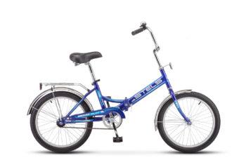 "Pilot 410 20 Z011 blue 2017 350x228 - Велосипед Стелс (Stels) Pilot-410 20"" Z011, Сталь  , р. 13,5"", цвет  Синий"
