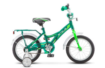 """Talisman 14 Z010 green2018 350x228 - Велосипед Стелс (Stels)Talisman 14"""" Z010 , Сталь , р 9,5"""", цвет   Зелёный"""