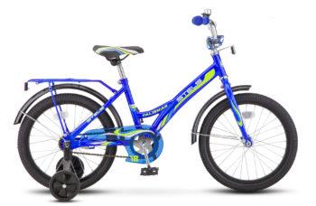 """Talisman 18 Z010 blue2018 350x228 - Велосипед Стелс (Stels)Talisman 14"""" Z010 , Сталь , р 9,5"""", цвет   Синий"""