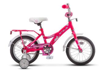 "Talisman Lady 14 Z010 pink 350x228 - Велосипед Стелс (Stels) Talisman Lady 14"" Z010, Сталь , р 9,5"", цвет   Розовый"