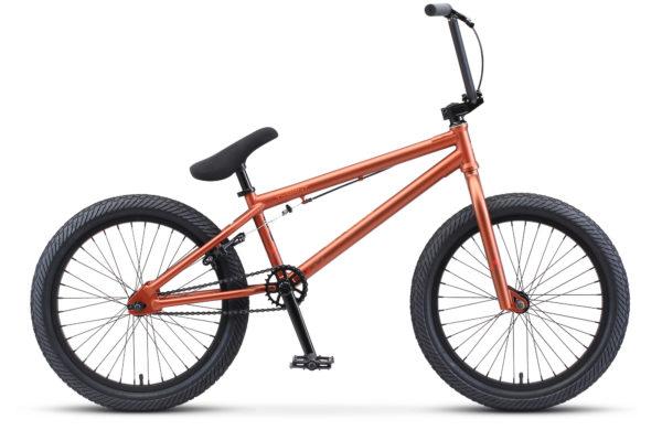 "Tyrant 20 V030 brown matt 600x390 - Велосипед Стелс (Stels) Tyrant 20"" V030 , р 20.5"", цвет  Оливковый"