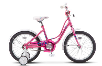 """Wind 18 Z020 pink 350x228 - Велосипед Стелс (Stels) Wind 16"""" Z020, Сталь , р 11"""", цвет   Розовый"""
