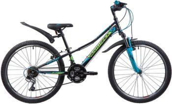 "133983 2 350x212 - Велосипед NOVATRACK 24"" VALIANT 18,V, сталь,рама 10"", чёрный, 18-скор, TY21/TS38/SG-6SI, V-brake, рама - 10"""