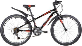 "140697 2 350x197 - Велосипед NOVATRACK 24"" PRIME 18,V алюм,рама 13"", чёрный, 18-скор, TY21/TS38/SG-6SI, V-brake алюм,, рама - 13"""
