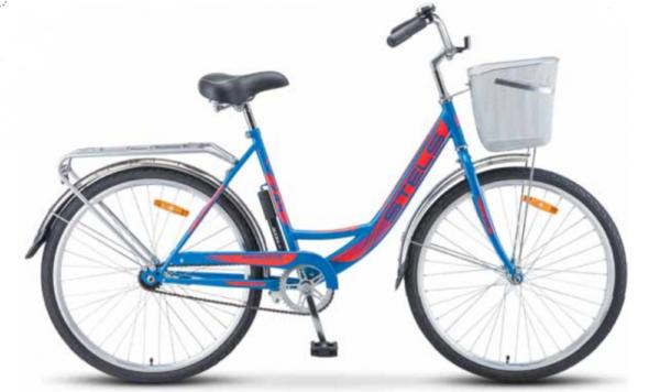 "245 siniy krasnyy 600x356 - Велосипед Стелс (Stels) Navigator-245 26"" Z010 , Сталь , р. 19"", цвет Синий/красный"