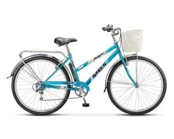 "350 ledi morskaya volna 350x280 - Велосипед Стелс (Stels) Navigator-350 Lady 28"" Z010 , Сталь , р. 20"", цвет Морская волна"
