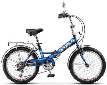 "350 siniy 350x277 - Велосипед Стелс (Stels) Pilot-350 20"" Z011, Сталь  , р13"", цвет   Синий"