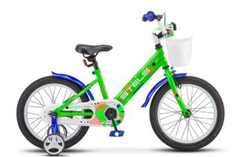 """Captain 16 V010 light mint 350x228 - Велосипед Стелс (Stels) Captain 16"""" V010, Сталь , р 9,5"""", цвет  Мятный"""