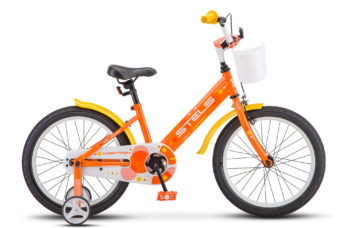 "Captain 18 V010 orange 350x228 - Велосипед Стелс (Stels) Captain 18"" V010, Сталь , р 10"", цвет   Оранжевый"