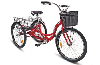"Energy I 26 V030 red white 350x228 - Велосипед Стелс (Stels) Energy-I 26"" V020 , Алюминий , р. 16"", цвет  Красный/белый"