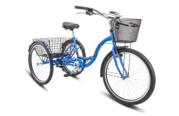 "Energy VI 26 V010 blue matt 350x228 - Велосипед Стелс (Stels) Energy-VI 26"" V010, Сталь , р. 17"", цвет   Синий"
