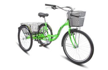 "Energy VI 26 V010 green gloss 1 350x228 - Велосипед Стелс (Stels) Energy-VI 26"" V010, Сталь , р. 17"", цвет Зелёный"