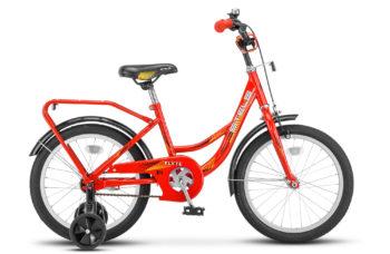 "Flyte 18 Z010 red 350x228 - Велосипед Стелс (Stels) Flyte 18"" Z011, Сталь , р 12"", цвет   Красный"