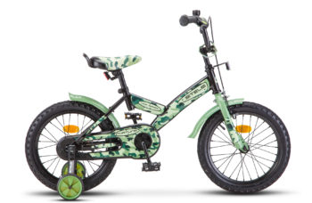 "Fortune 16 V010 khaki 350x228 - Велосипед Стелс (Stels) Fortune 16"" V010, Сталь , р 10"", цвет   Хаки"
