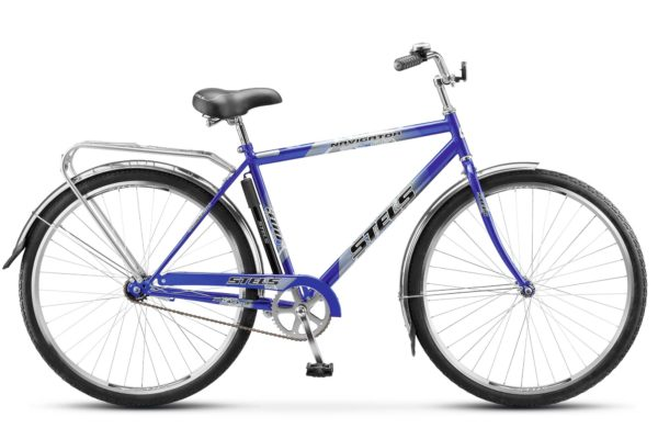 "Navigator 300 Gent 28 Z010 blue 600x390 - Велосипед Стелс (Stels) Navigator-300 Gent 28"" Z010 , Сталь , р. 20"", цвет  20"" Синий"