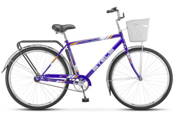 """Navigator 300 Gent 28 Z010 darkblue2018 600x390 - Велосипед Стелс (Stels) Navigator-250 Lady 26"""" Z010 , Сталь , р. 20"""", цвет Фиолетовый"""