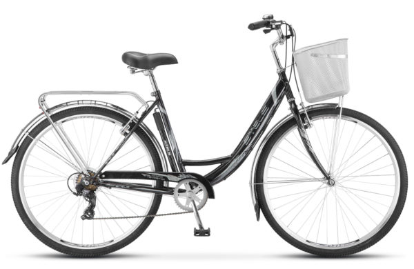 "Navigator 395 28 Z010 black 600x390 - Велосипед Стелс (Stels)Navigator-395 28"" Z010 , Сталь , р. 20"", цвет Черный"