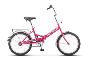 """Pilot 410 20 Z011 raspberry 2019 350x228 - Велосипед Стелс (Stels) Pilot-410 20"""" Z011, Сталь  , р. 13,5"""", цвет   Малиновый"""