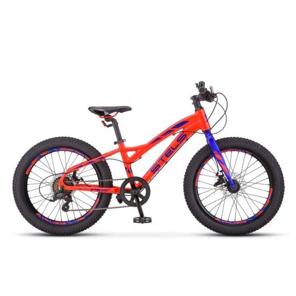 "Stels Adrenalin 20 MD V010kr 1000x1000 1 600x600 - Велосипед Стелс (Stels) Adrenalin MD 20"" V010, Алюминий , р11"", цвет Неоновый-красный"