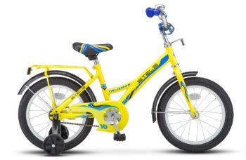 """Talisman 16 Z010 yellow 350x228 - Велосипед Стелс (Stels)Talisman 16"""" Z010 , Сталь , р 11"""", цвет   Желтый"""