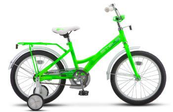 """Talisman 18 Z010 Green 350x228 - Велосипед Стелс (Stels) Talisman 18"""" Z010 , Сталь , р 11"""", цвет   Зелёный"""