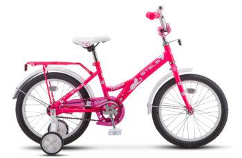 "Talisman Lady 18 Z010 pink 350x228 - Велосипед Стелс (Stels) Talisman Lady 18"" Z010, Сталь , р 12"", цвет   Розовый"